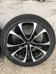 Bridgestone Dueler H/L Alenza. Летние, износ: 50%, 5 шт