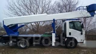 Tadano AT-270TG. Продам автовышку Isudzu 27м, 5 200 куб. см., 29 м.