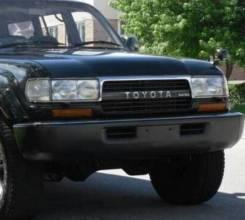 Бампер. Toyota Land Cruiser, FJ80, FJ80G, FZJ80, FZJ80G, FZJ80J, HDJ80, HZJ80, J80