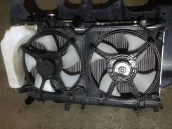 Радиатор охлаждения двигателя. Subaru Legacy, BE5, BE9, BEE, BH5 Subaru Legacy B4, BE5, BE9, BEE Двигатель EJ208
