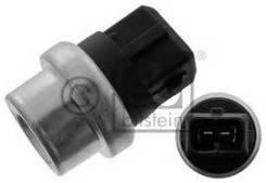 Датчик температуры охл.жидк.!\ Audi 80, VW Golf/Passat/Polo 1.0-2.9i/1.4-12 конт. черный
