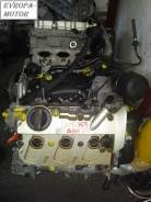 Двигатель BKH на Audi A4 объем 3,2 л.
