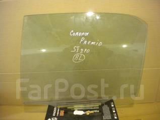 Стекло боковое. Toyota Corona Premio, ST210