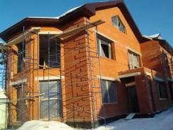 Строительство домов, монолит, кирпич, деревянные, любые фундаменты, крыши
