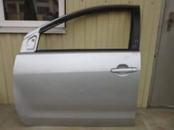 Дверь левая передняя Toyota ist, NCP61/NCP60/NCP65,1NZFE/2NZFE