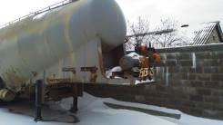Nursan. цементовоз полу-прицеп бочка, 39 000 кг.