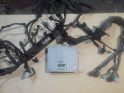 Блок управления двс. Toyota Crown Majesta, JZS155 Toyota Crown, JZS155 Двигатель 2JZGE