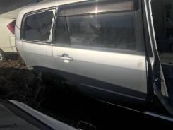Дверь задняя правая Toyota Fielder 121 124 кузов цвет 199 контрактная