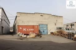 Сдаётся холодный склад на Калинина. 988кв.м., улица Калинина 204б, р-н Чуркин. Дом снаружи