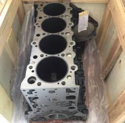 Блок цилиндров. Hitachi EX200 Isuzu Elf Двигатель 4HK1. Под заказ
