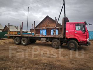 Howo Sinotruk. Продается грузовик HOWO Sinotruk, 9 726 куб. см., 40 000 кг.