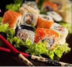 Продается ресторан японской кухни.
