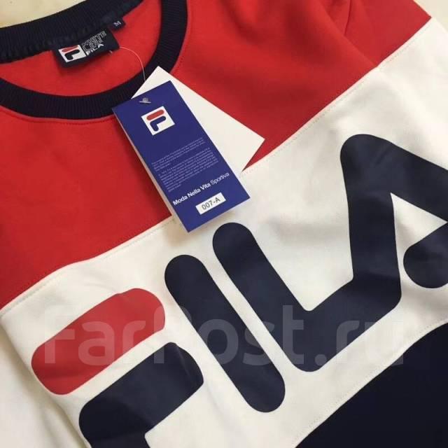 Толстовка Fila  4 во Владивостоке - Спортивная одежда 04937360a6001