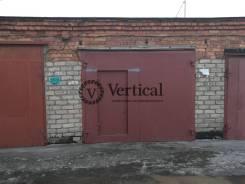Гаражи капитальные. улица Тобольская 25, р-н Третья рабочая, 18 кв.м., электричество, подвал. Вид снаружи