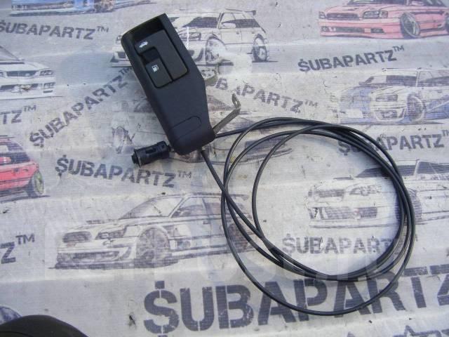 Тросик лючка топливного бака. Subaru Legacy, BL5, BL9, BLE, BP5, BP9, BPE, BPH Двигатели: EJ203, EJ204, EJ20C, EJ20X, EJ20Y, EJ253, EJ255, EJ30D