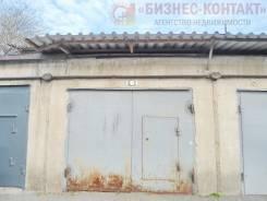 Гаражи капитальные. улица Экипажная 2, р-н Центр, 24кв.м., электричество, подвал. Вид снаружи