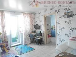 2-комнатная, улица Давыдова 28а. Вторая речка, проверенное агентство, 44кв.м. Интерьер