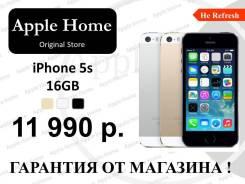 Apple iPhone 5s. Новый, 16 Гб
