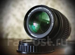 Объектив SMC Pentax - DA L 50-200mm 1:4-5.6 ED. Для Pentax, диаметр фильтра 52 мм