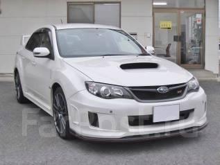 Subaru Impreza WRX STI. механика, 4wd, 2.0 (308 л.с.), бензин, 35 000 тыс. км, б/п. Под заказ