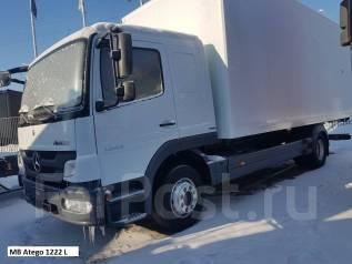 Mercedes-Benz Atego. Фургон Изотермически НА Шасси МБ Атего 1222 Спальник, 6 000 куб. см., 5-10 т. Под заказ