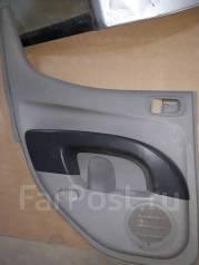 Обшивка двери. Mitsubishi L200