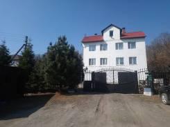 Продам коттедж для большой семьи, меньше 20000 за м2!. Улица Черемуховая 21, р-н Находка, площадь дома 430кв.м., скважина, электричество 15 кВт, ото...