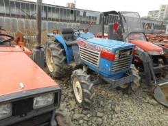 Iseki. Трактор 23 л. с., 4wd, фреза в комплекте