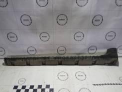 Накладка на порог. Renault Duster Двигатели: F4R, K4M, K9K