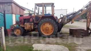 ЭО 2621. Продается экскаватор, два ковша, в рабочем состоянии в г. Куртамыш
