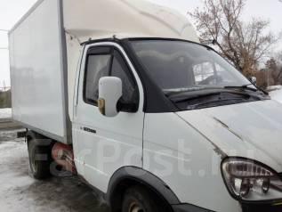 ГАЗ 2775. , 2 400 куб. см., 3 000 кг.
