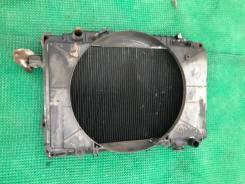 Радиатор охлаждения двигателя. Toyota Land Cruiser, HDJ80, HDJ81, HDJ81V, HZJ80, HZJ81, HZJ81V Двигатели: 1HDFT, 1HDT, 1HZ