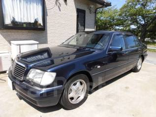 Mercedes-Benz S-Class. автомат, задний, 5.0, бензин, б/п, нет птс. Под заказ
