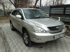 Toyota Harrier. автомат, 4wd, 2.4 (160 л.с.), бензин, 224 тыс. км