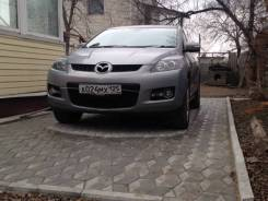 Mazda CX-7. автомат, 4wd, 2.3 (244л.с.), бензин, 120тыс. км