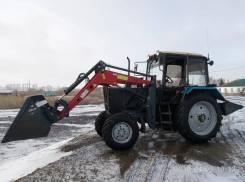 МТЗ 82.1. Трактор с куном