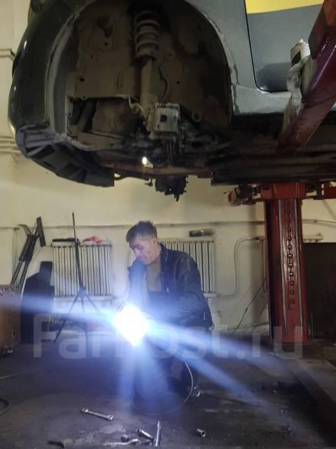 Автосервис, Ремонт Двигателя Рулевых Реек АКПП топливной системы Сканер
