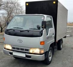 Toyota Dyna. 1996, 3L; LY61, 2 779куб. см., 1 500кг.