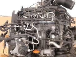 Двигатель Б/У Skoda Octavia лифтбек II 2.0 TDI 16V BKD, CFHC, CLCB