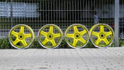 "RAYS VOLK RACING GT-C Face2. 7.5x17"", 5x100.00, ET55, ЦО 65,0мм."