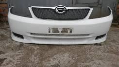 Бампер. Toyota Corolla Fielder, ZZE122, ZZE122G