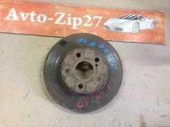 Диск тормозной. Toyota: Premio, Carina, Corona, Allion, Caldina, Opa Двигатели: 1NZFE, 1ZZFE, 2C, 2CT, 3CTE, 3SFE, 4AFE, 4SFE, 5AFE, 7AFE, 3SFSE