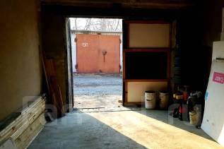 Сдам кирпичный гараж