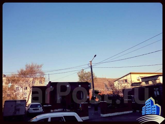 Гостинка, улица Сельская 6. Баляева, 24кв.м. Вид из окна днем