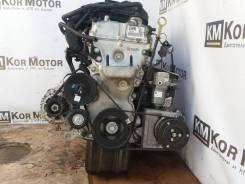 Двигатель Chevrolet Spark 1,0. B10D2.