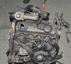 Двигатель Skoda Octavia 1.9 TDI (ALH) Б/У