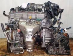 Двигатель в сборе. Nissan Sunny, B15 Двигатель QG15DE