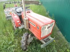 Yanmar YM140D. МиниТрактор