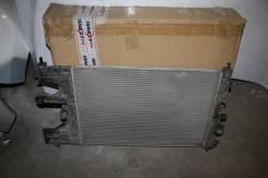 Радиатор охлаждения двигателя. Opel Astra Chevrolet Astra Chevrolet Orlando Chevrolet Cruze