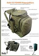 Рюкзаки для охоты и рыбалки.